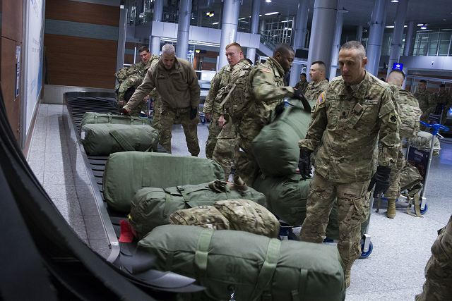 250 US National Guard soldiers sent to Ukraine to support Joint Multinational Training Group 640 001