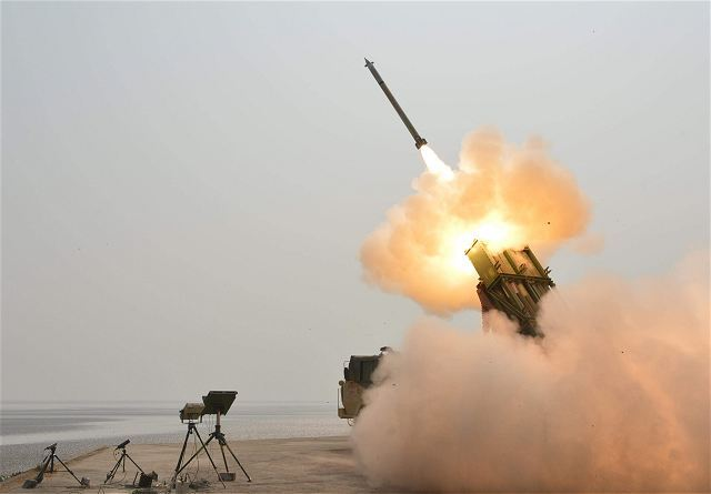 India successfully test-fired new Guided Pinaka rocket equipped with navigation system 640 001