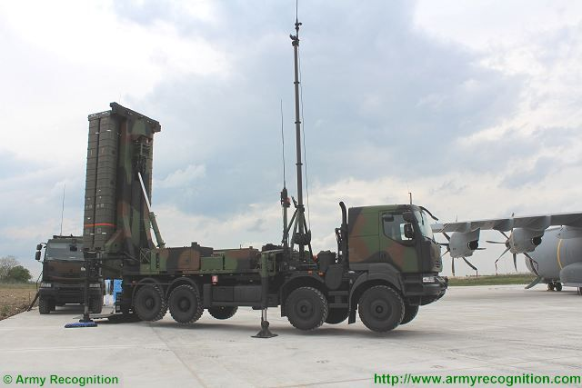 MBDA to launch development for the modernization of SAMP-T Aster air defense missile system 640 001
