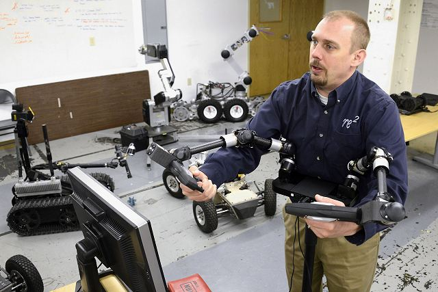 RE2 Robotics awarded a contract from the US Army to develop robot to assist combat medics 640 001