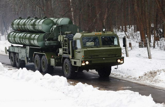 Russian armed forces to deploy S-400 air defense system in Crimea 640 001