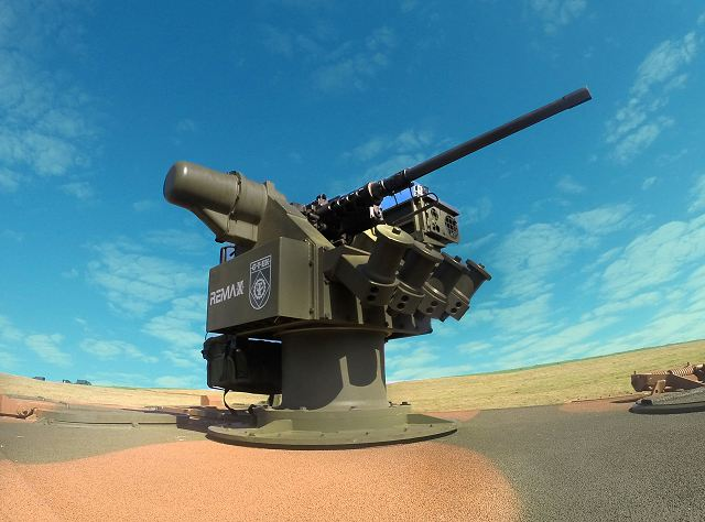 Subsidiary Ares Aerospacial of Elbit Systems will supply remotely operated turret to Brazilan Army 640 001