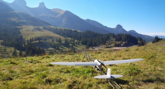 Thales to equip the French Forces with Spy Ranger Mini Reconnaissance UAVs 640 001