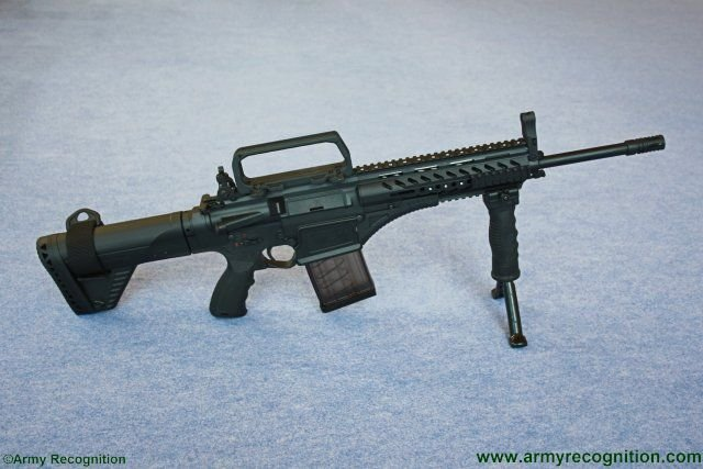 Turkish Armed Forces to receive the new MPT-76 Assault Rifle 640 001