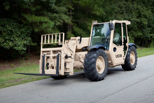 US Army places 142 Million order for JCB Machines 640 001