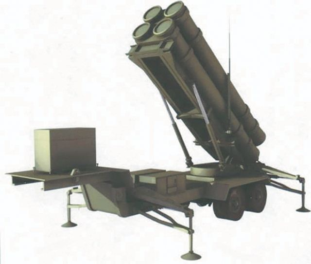 Ukraine government has approved the development of DNIPRO a new air defense missile system 640 001