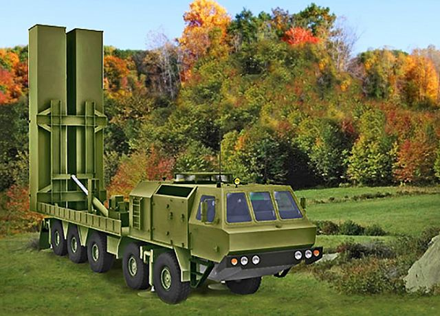 Ukraine will develop Grom-2 surface-to-surface missile system similar to Russian Iskander 640 001