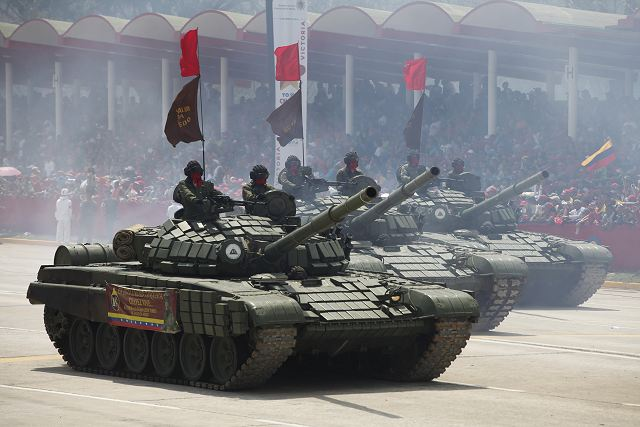 Venezuela will import more modern military equipment from Russia and China 640 001