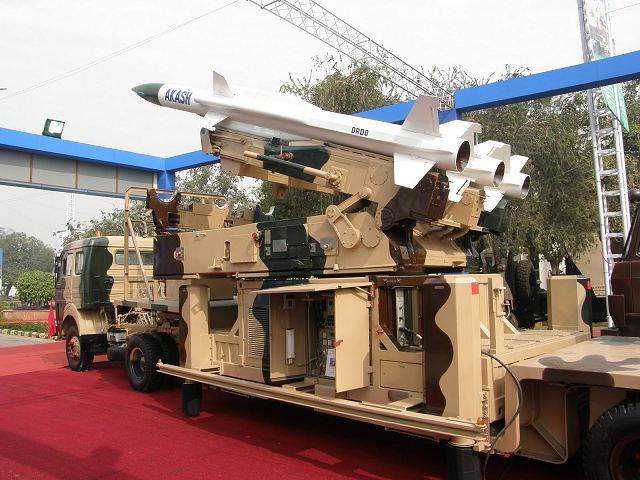Vietnam discusses with India to purchase Indian-made Akash air defense missile system 640 001