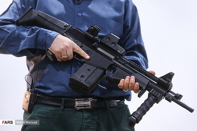 Iran will unveil two new models of the home-made Zolfaqar assault rifle in the near future. In June 2017, Iran has unveiled its new type of 7.62mm assault rifle called Zolfaqar designed and manufactured by domestic experts to replace Heckler & Koch G3 assault rifles currently used by the country's Armed Forces.