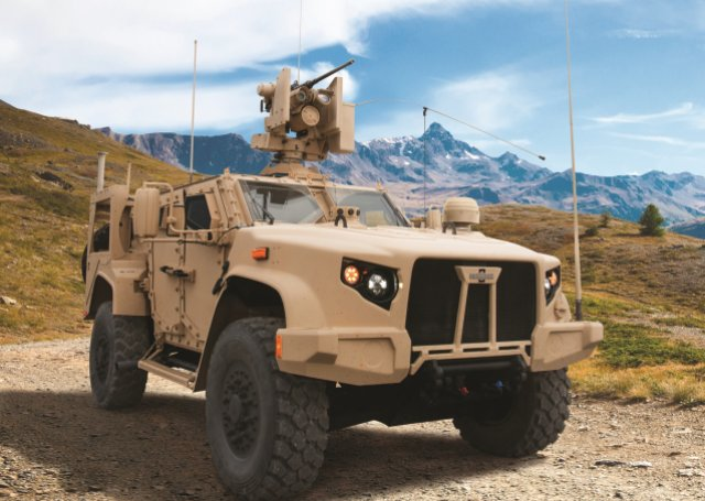 United Kingdom to purchase Joint Light Tactical Vehicles JLTV 640 001