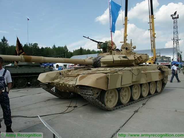 According to the Russian News Agency TASS, The Russian Defense Company Uralvagonzavod will supply 64 T-90S mainbattle tanks to Vietnam. T-90S is an export variant of the Russian-made T-90 third-generation main battle tank.