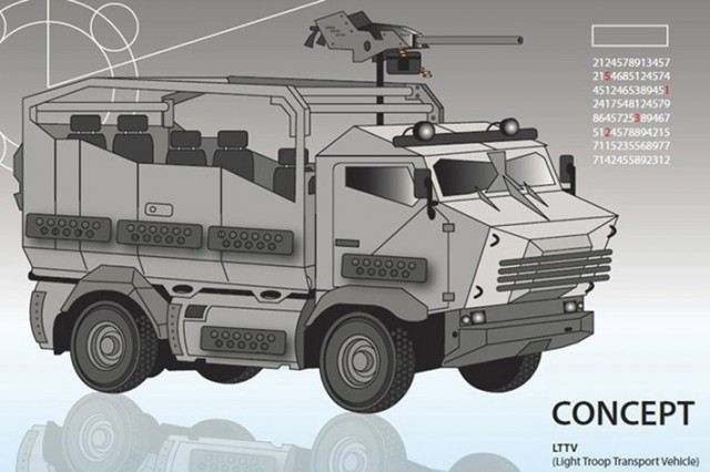 On 30 June, at the request of the Minister of Defense Steven Vandeput, the Council of Ministers approved the launch of the tendering procedure to equip Special Operations Forces with 199 new armored Light Troop Transport Vehicles (LTTV). First deliveries are expected in 2019.
