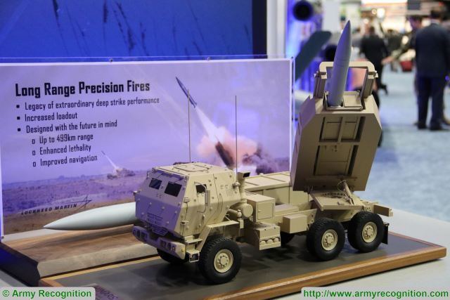 Lockheed Martin received a $73.8 million contract from the U.S. Army for Phase 2 of the Long Range Precision Fires (LRPF) program.