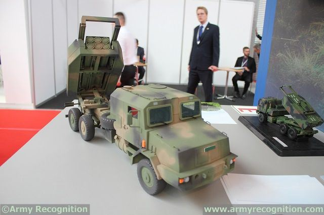 Head of the Polish Ministry of Defence, Antoni Macierewicz, announced during an interview for TVP Info, that procurement contract concerning the Homar rocket artillery programme, would be, most probably, concluded with the Lockheed Martin company.
