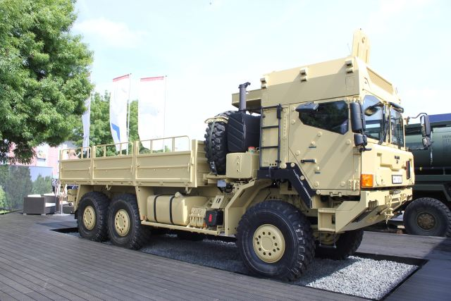 Rheinmetall MAN Military Vehicles has entered a framework agreement with the Bundeswehr to supply over 2,200 state-of-the-art trucks. In embarking on this major project, Rheinmetall will play a leading role in modernizing the German military's fleet of thousands of logistic vehicles.