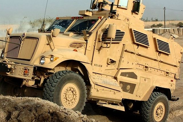 The U.S. Army recently awarded Navistar Defense, LLC a foreign military sales contract valued at $18.8 million to provide 115 International 7000-MV Medium Tactical Vehicles (MTV) to Iraq.