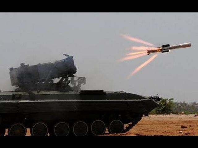 India has successfully test-fired its third generation anti-tank missile at the Pokhran range. Developed by the Defence Research and Development Organisation (DRDO), the Prospina missile is claimed to be far superior to Javelin of the US and Israeli Spike missile.