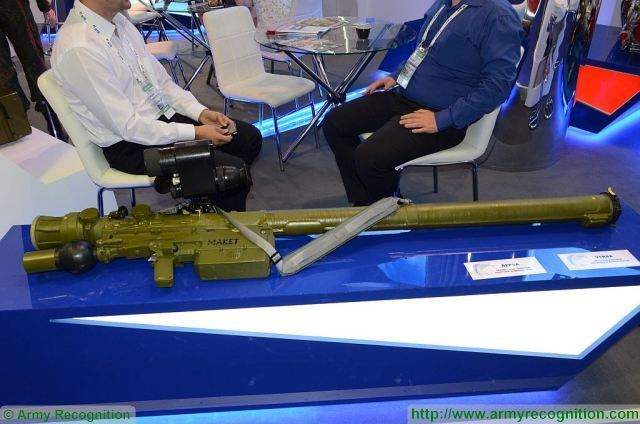 Russia is supplying the Armenian Army with advanced Verba man portable air defense missiles . This is the first recorded export of the system. The VERBA 9K333 is the next generation of MANPADS (Man Portable Air Defense System) designed and manufactured in Russia by the Company KBM (Konstruktorskoye Byuro Mashinostroyeniya).