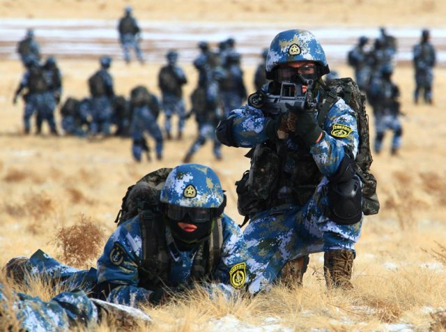 China plans to expand its Marine Corps from the current 20,000 to 100,000 troops in order to better protect the country's marine lifeline and rising overseas interests, Hong Kong-based South China Morning Post reported on March 13. Some Marine Corps troops will be assigned overseas, including Djibouti and Gwadar Port of Pakistan, said the report.