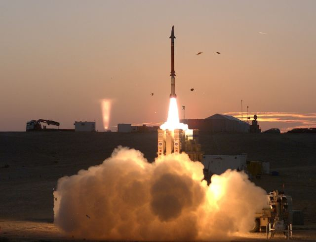 Israeli air defense missile system Davids Sling ready to become operational in the next few days 640 001