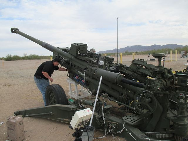 American Picatinny Arsenal engineers have fired the newly modified M777A2 howitzer at Yuma Proving Ground, Arizona, completing the next step towards expanding the system's current firing range.The modification added six feet (1.82m) to the cannon while limiting the increase in overall system weight to less than 1,000 pounds (453 kg).