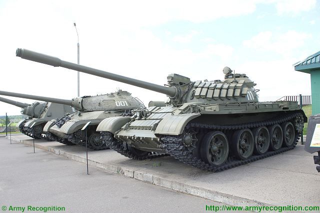 Despite their age, the Cold War-era T-55 main battle tanks (MBT) remain in service with many armed forces. However, they are obsolete and require a number of upgrades in order to be effective against modern armour. Belarus` 140 Repair Plant is among the companies that offer their variant of T-55 modernization.