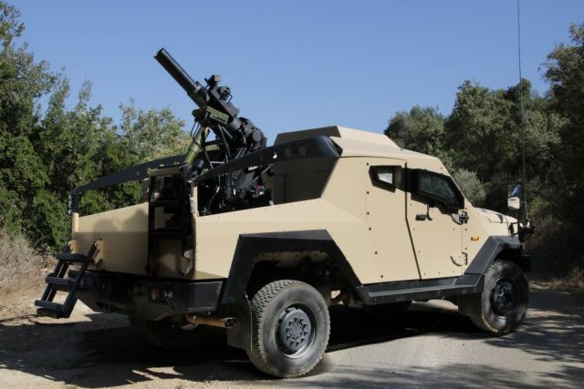 "Elbit Systems will present its latest version of the Spear mortar system – Spear MK2 – at the International Land Warfare and Logistics Conference in Latrun, Israel (May 16-18). The Spear MK2, an upgraded version of the operationally proven Spear mortar system, is a 120 m""m fully autonomous modular mortar system."