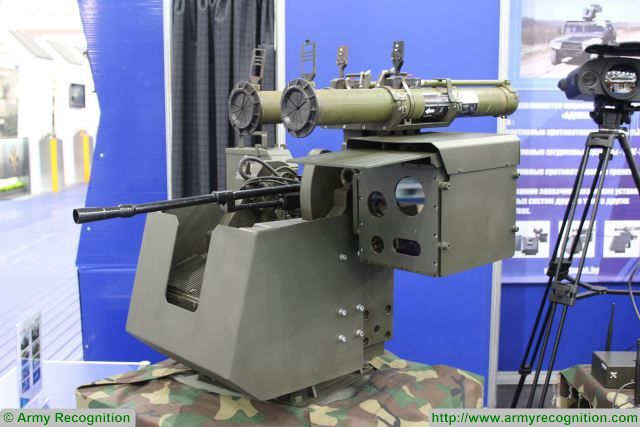 Belarusian Display Design Bureau expands the family of its Adunok remote-controlled weapon stations (RWS). The RWS models of this family were demonstrated at the MILEX 2017 International Exhibition of Arms and Military Equipment held in Minsk.