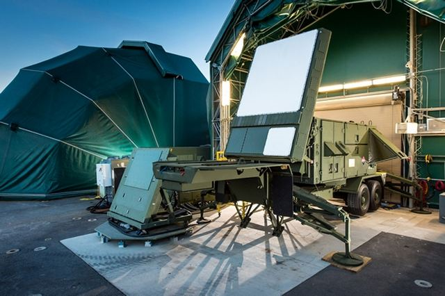 Raytheon Company's newest integrated air and missile defense radar has been busy since its debut at the 2016 Winter AUSA tradeshow. The gallium nitride-powered Active Electronically Scanned Array proposed upgrade to the Patriot Air and Missile Defense has surpassed more than 1,000 hours of operation in just over a year, which is half the time of a typical testing program.