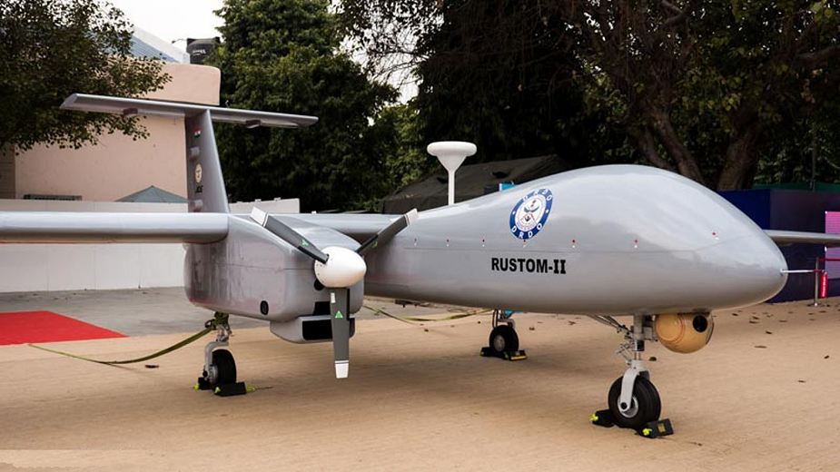 New RFI from Indian Army to acquire 60 short range UAVs 925 001