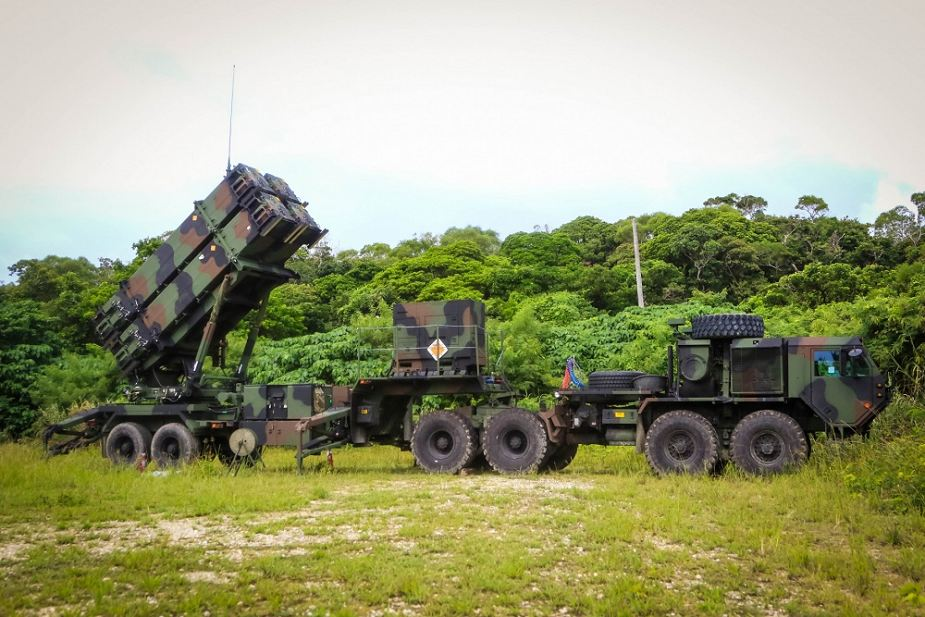 First US Patriot PAC 3 missile could be delivered to Romania end of this year 925 001