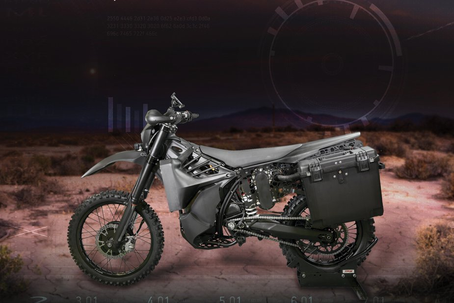 Logos Technologies wins DARPA contract for Phase 2 Silenthawk motorcycle development 001