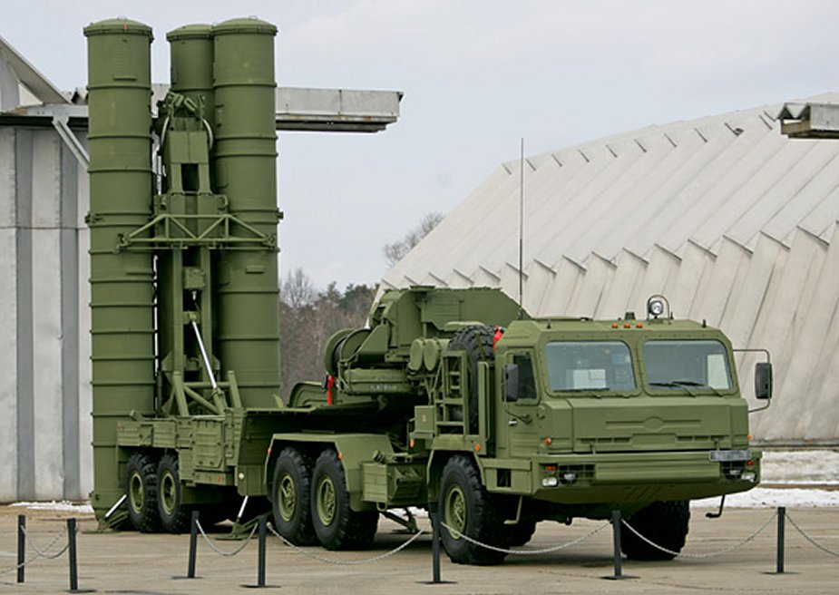 India nears Russian S 400 Triumf air defense system purchase