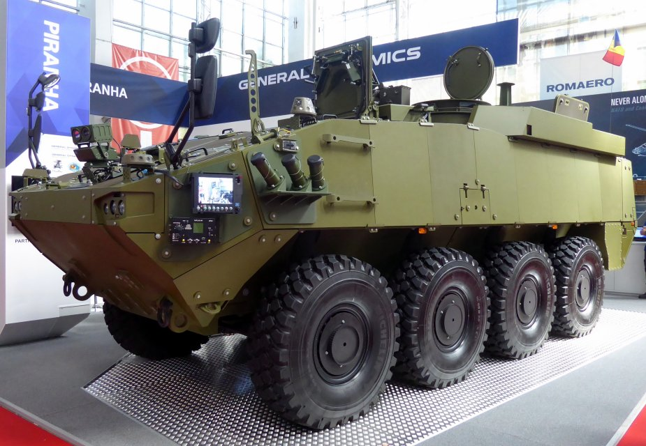 Rheinmetall eyes contracts in Romania says 88 Agilis project still on track