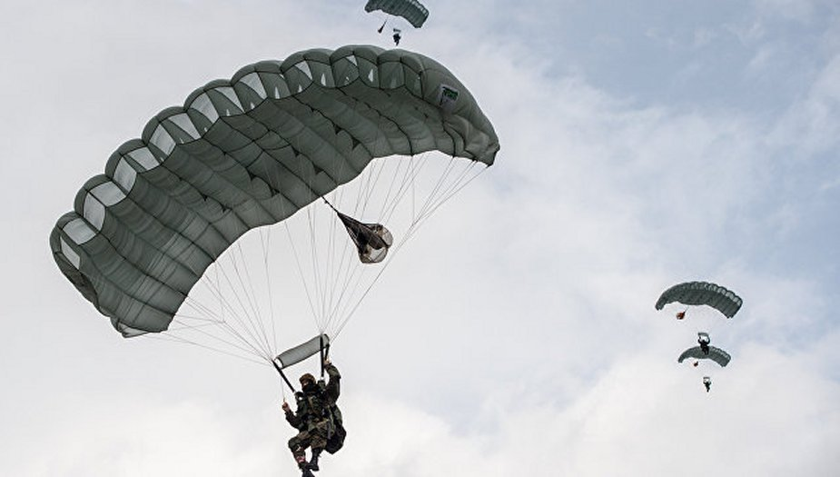 Russia Technodinamika to test new parachutes for ultra low altitudes