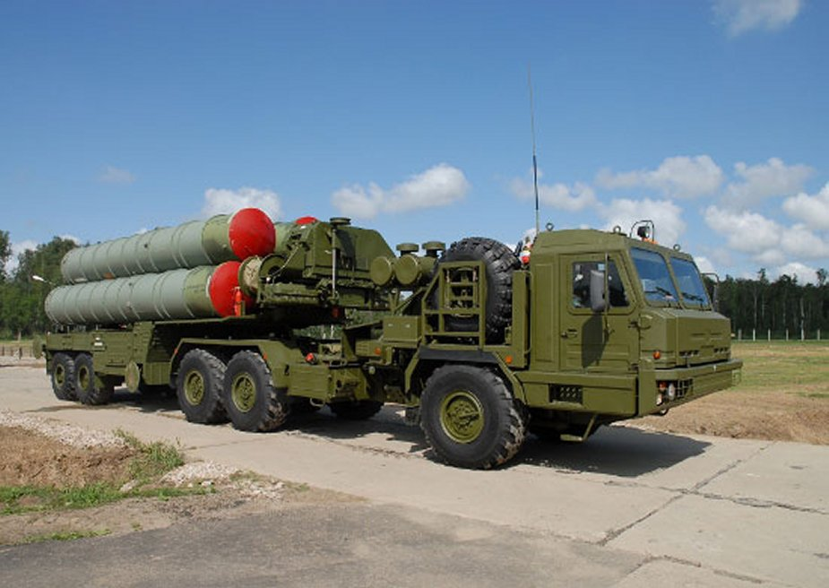 Russia completed 40N6E long range air defense missile testing