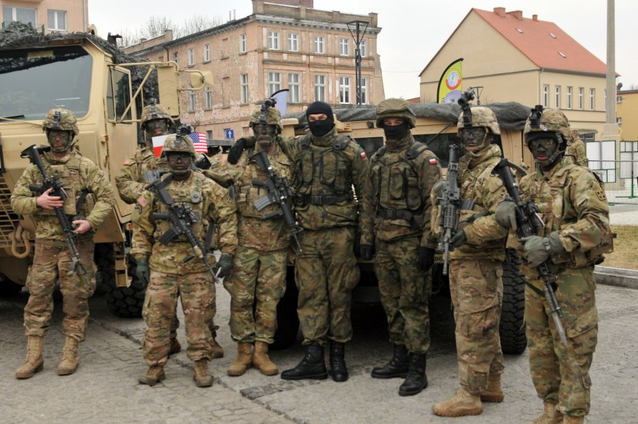 Poland seeks permanent United States  troop presence to deter Russian Federation