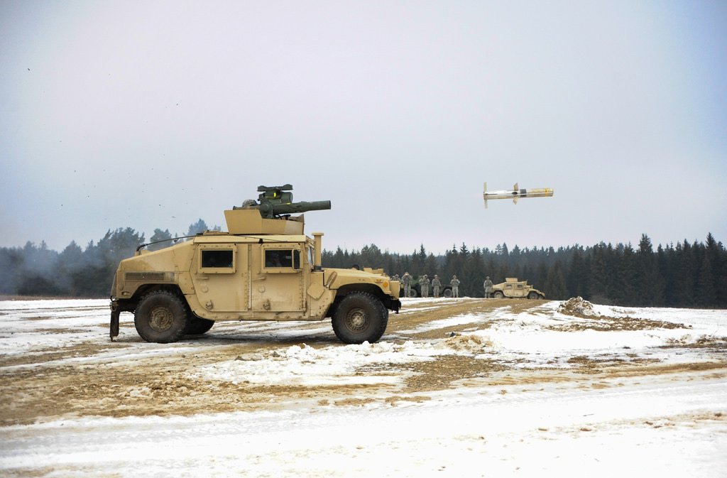 Taiwan and Oman order Raytheon s TOW anti tank guided missile 001