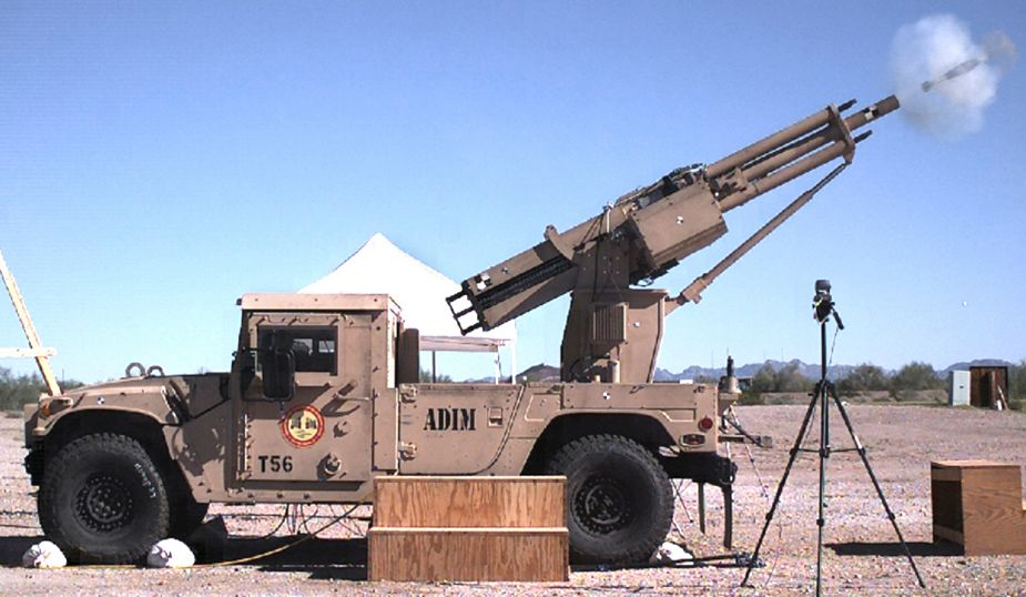 Mortar Fire Control System : Us army soldiers have demonstrated automated direct