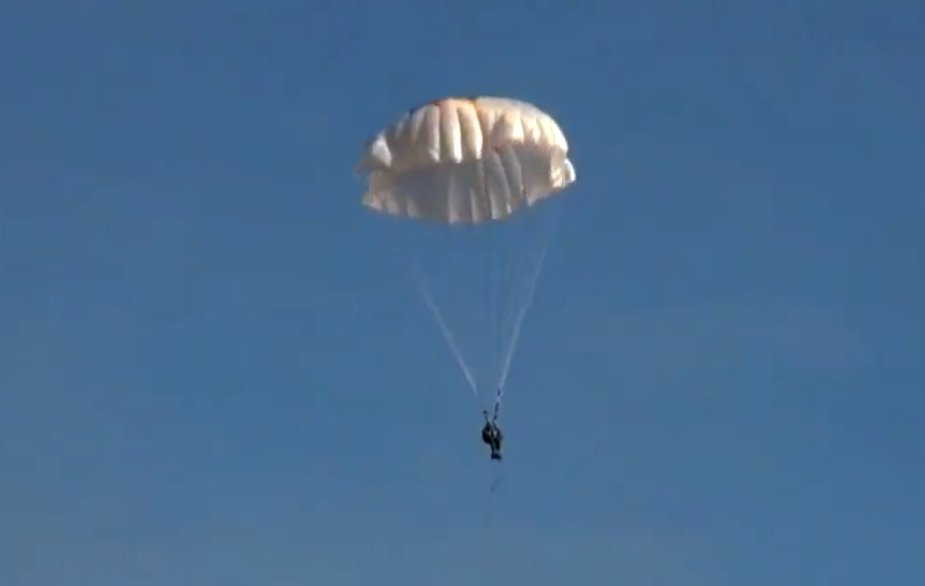 Rostec to create parachute for Russian Ratnik next generation combat system