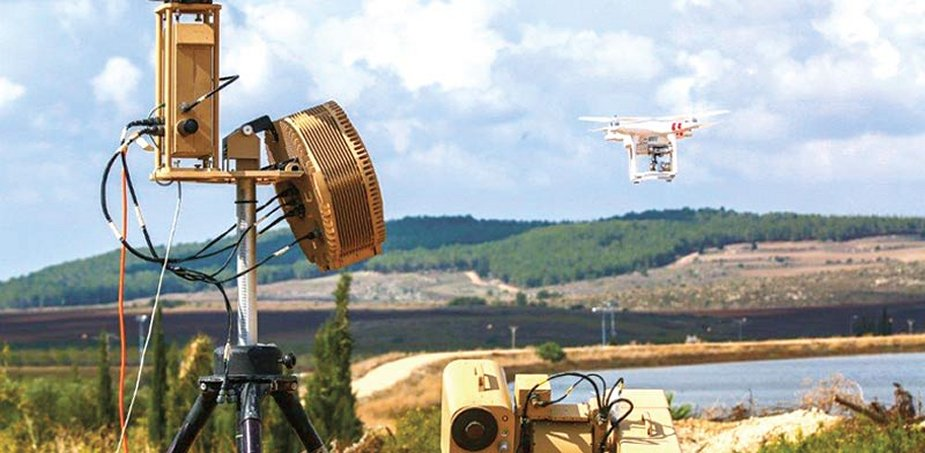UK becomes Rafael Drone Dome C UAS system launch customer 001