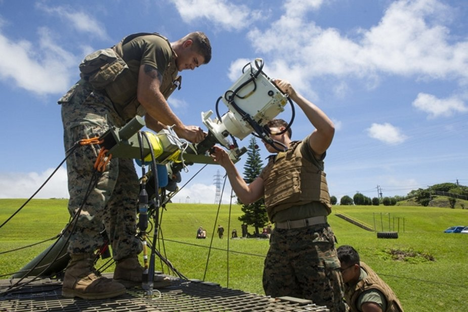US Marine Corps tests future of wireless communications