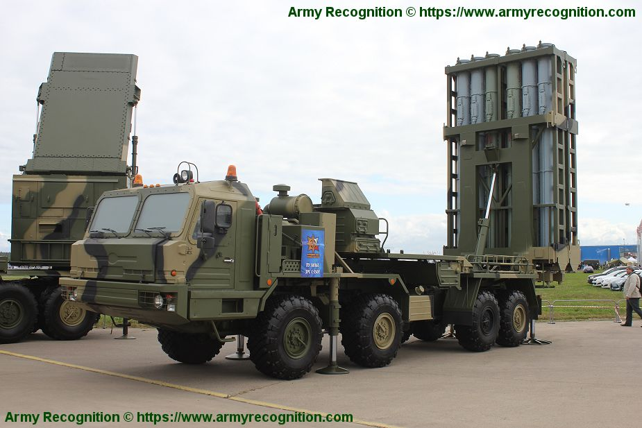 Russia will take delivery of S 350 Vityaz air defense missile system next year 925 002