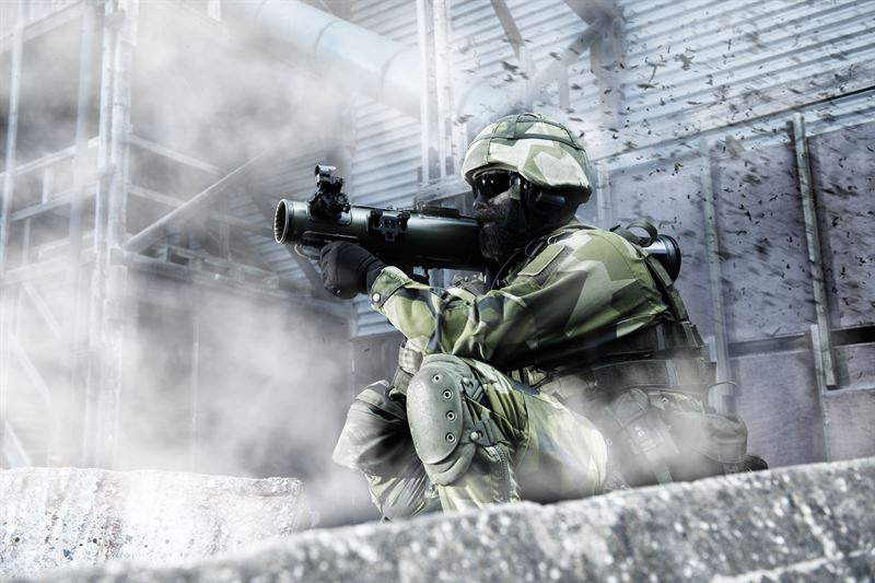 Saab Receives order for Carl Gustaf M4