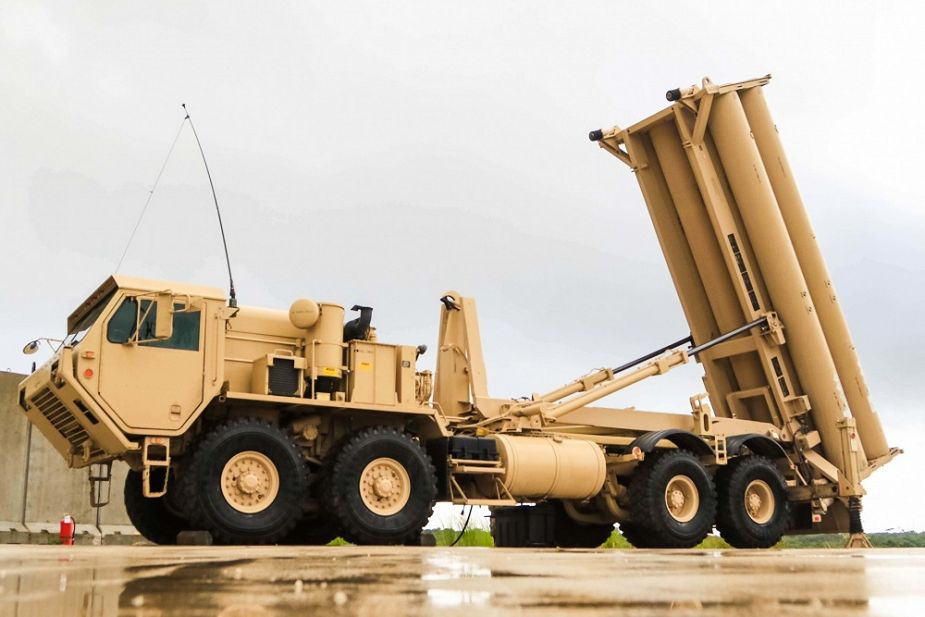 Saudi Arabia will buy THAAD air defense missile systems from US 925 001