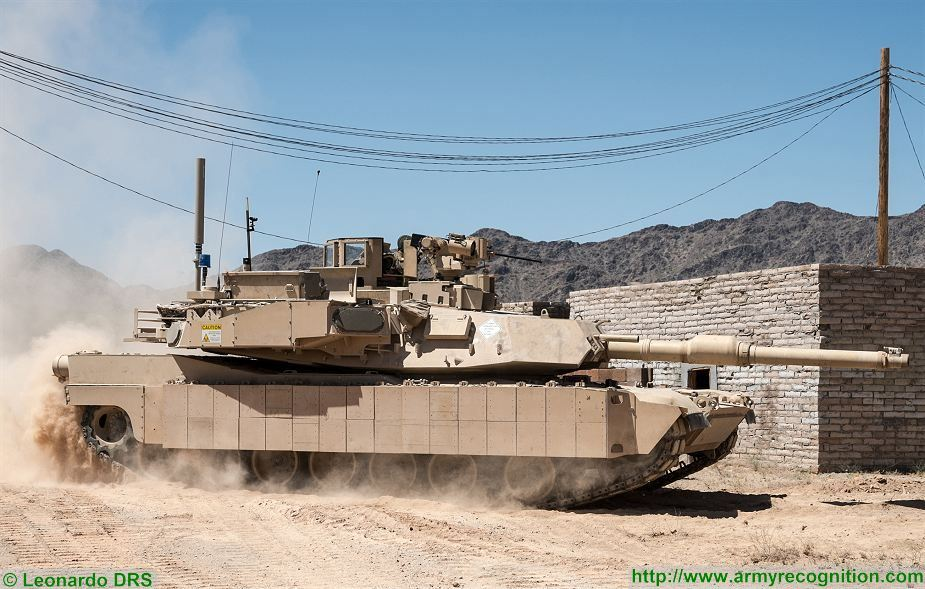 261 US M1 Abrams main battle tanks to receive Rafael Trophy Active Protection System 925 001