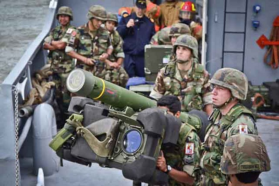 Argentina to acquire RBS 70 NG air defense missile system to protect G 20 meeting 925 001