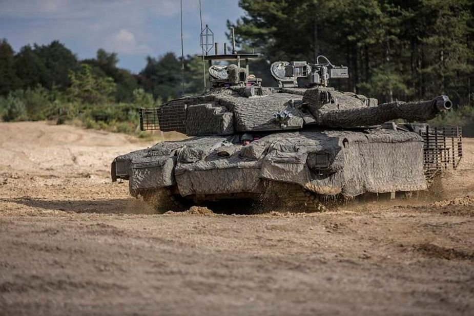 Challenger 2 Life Extension Project LEP Assessment Phase to end in 2018