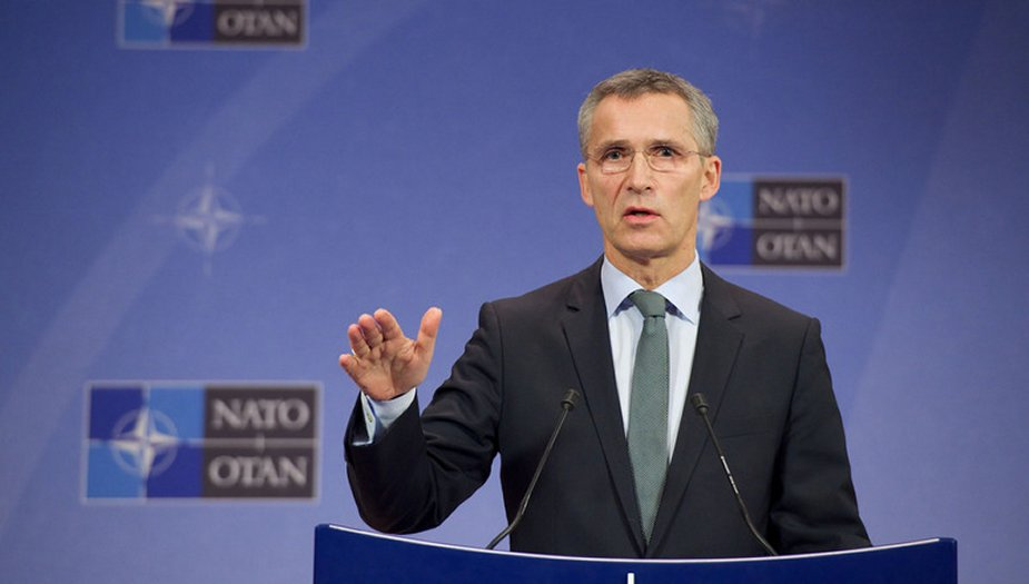 Stoltenberg: NATO doesn't strive for new Cold War